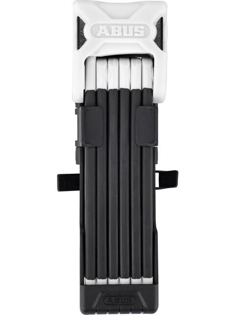ABUS Bordo 6000/90 SH Bike Lock white/black